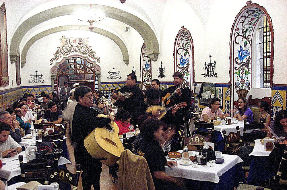 restaurante mexicano
